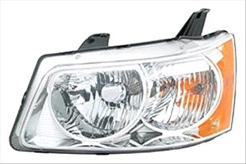 OE Replacement Headlight Assembly PONTIAC TORRENT 2006-2009 Partslink GM2502284