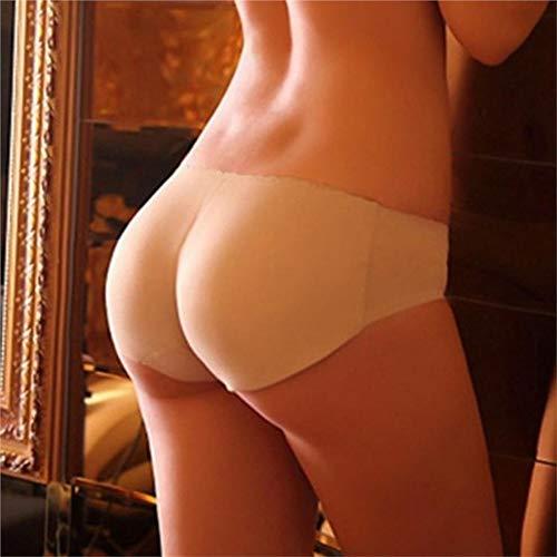 donna Moda Donna Flesh Underpants Da Confortevole Skin Colore Belt M Hip Taglia g1TaWqn