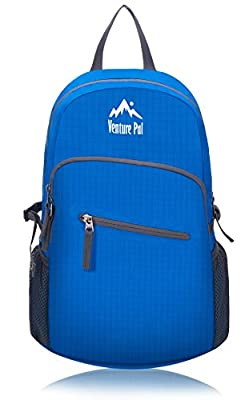 Venture Pal 20L Lightweight Packable Durable Travel Hiking Backpack