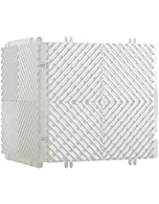 Ready Covers EZ Connect Cover- Vented Safety Steam Radiator Cover/Protective Heating Cabinet for Home & Office: Easy Snap Connection. Not just For Radiators, Cover Just About Anything (10, White)