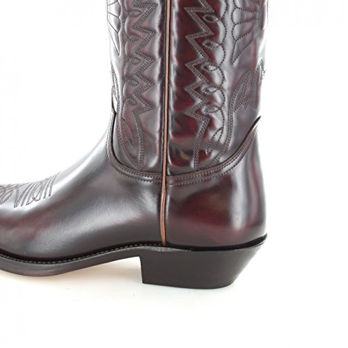 Burdeos different 1920 in Cowboy Mayura Red colours Western Boots Boots rYxvzYqw