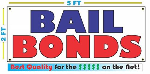 Banner Bond (BAIL BONDS Banner sign)