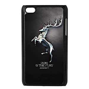 Ipod Touch 4 Phone Case Game of Thrones F5F8404