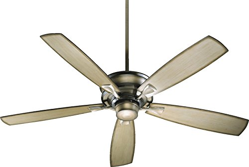 42605-22 Alton 5-Blade Ceiling Fan with Reversible Blades, 60-Inch, Antique Flemish Finish