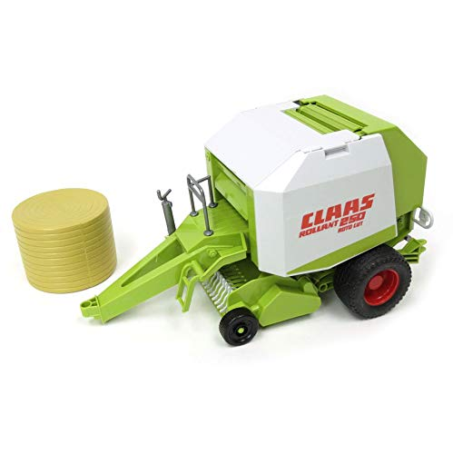 (CLAAS Rollant 250 straw baler)