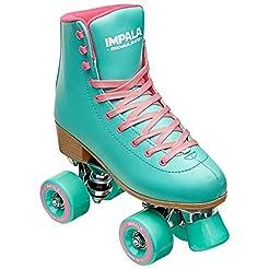 Impala Rollerskates Girl's Impala Quad S...