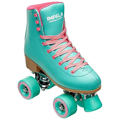 Impala Rollerskates Girl's Impala Quad Skate (Big Kid/Adult) from Impala RollerSkates