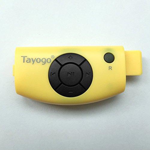 Tayogo USB Main Player 8GB--For Tayogo MP3 Player WPM8 Yellow