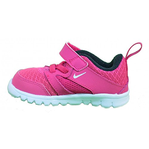 Nike - Nike Flex Experience 3 (TDV) Zapatos Deportivos Niña Fucsia 653700 Rosa