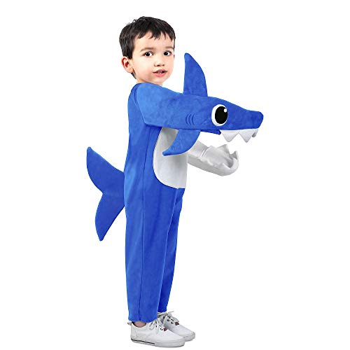 The Diamond Collection Daddy Shark Costume for