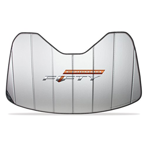 Camaro Fifty Accordion Style Sunshade - Insulated - Windshield Camaro