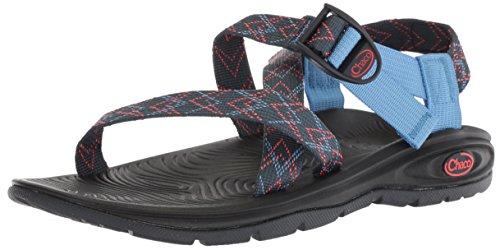 Chaco Women's Zvolv Athletic Sandal, French Blue, 11 M US