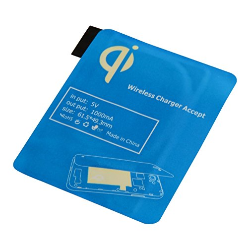 Docooler Qi Standard Wireless Charging Receiver for Samsung Galaxy Note III 3 N9000 N9005
