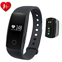 Fitness Tracker Bluetooth Wristband Bracelet Features