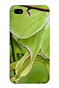 Freshmilk Durable Animal Butterfly Back Case/ Cover For Iphone 4/4s For Christmas