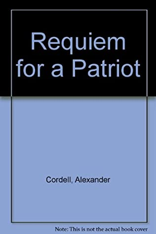 book cover of Requiem for a Patriot