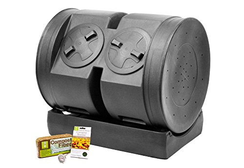 Good Ideas CW 2XS012 Compost Wizard Dual