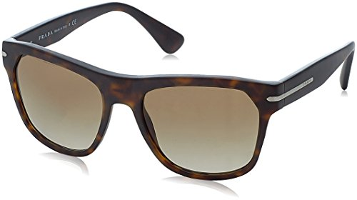 Prada Women's 0PR 03RS Matte Havana/Brown - Sunglasses Prada Sunglass Men Hut