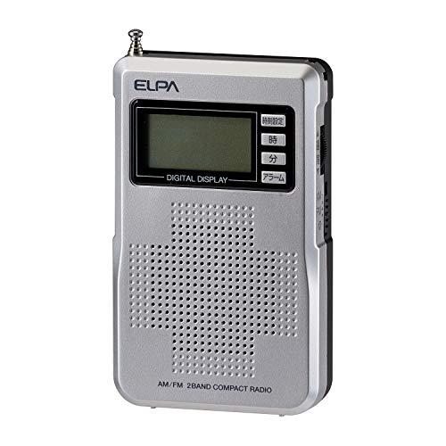 [해외]ELPA (엘) AMFM 액정 컴팩트 라디오 선 국 불일치 어려워 디지털 동조 공식 ER-C68FL / ELPA-ELPA-AMFM LCD COMPACT RADIO DIGITAL TUNING SYSTEM ER-C68FL THAT IS HARD TO SHIFT THE STATION