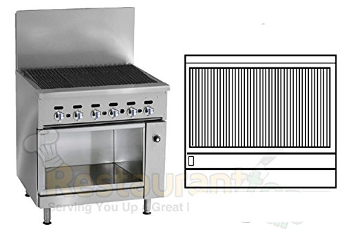 Imperial Commercial Radiant Char-Broiler 36