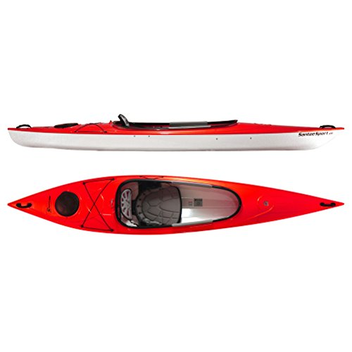Hurricane Santee 116 Sport Kayak 2018 - Red by Hurricane Aqua Sports