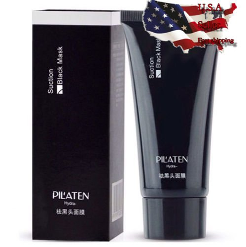 [PILATEN blackhead remover,Deep Cleansing purifying peel acne black mud face mask] (Guy Dance Costumes)