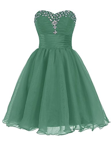 Ysmo - Vestido - Noche - para mujer Verde