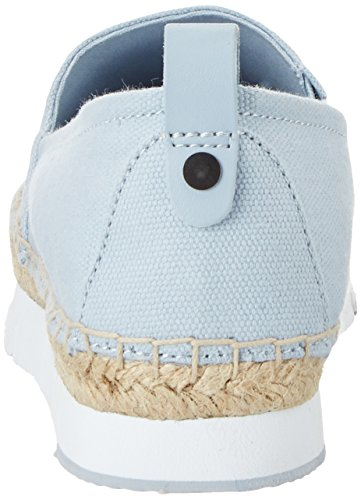 Klein Genna Eu Canvas 37 Turquoise Sneakers Femme chambray Basses Calvin Jeans SPqEw4dP7