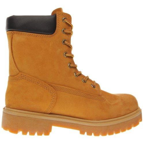 Timberland - Timberland 26002 PRO 8-Inch Waterproof Steel Toe Wheat Men's Boot - 26002 - 9.5 W (Wide) by Timberland (Image #2)