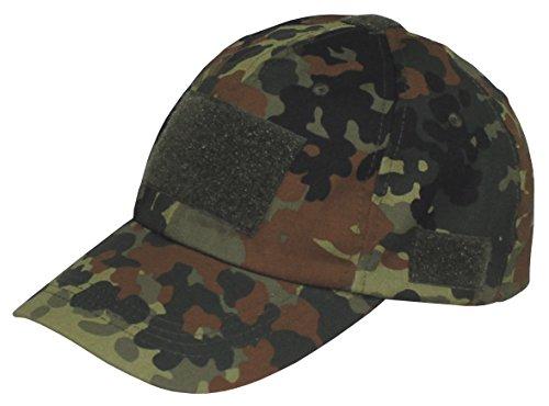 velcro tamaño medium Gorra de color camuflaje con camo uso HDT xrrZw08q