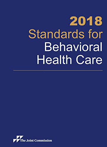 2018 Standards for Behavioral Health Care