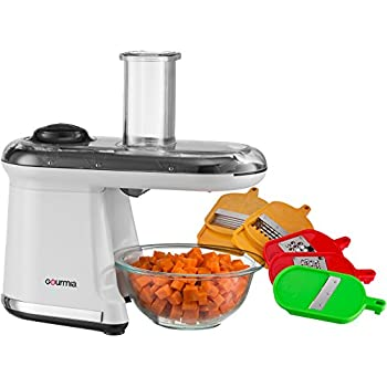 Amazon Com Gourmia Gms100 Power Dicer Plus Multi Purpose