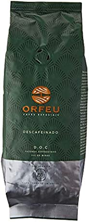 Café em Grãos Descafeinado Orfeu 250g