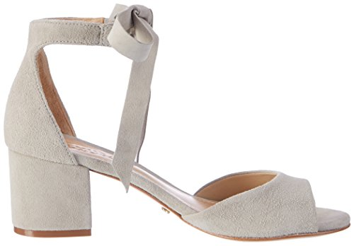 Protezione Donna S2-00010097c Sandali Con Cinturino Grigio (ciment)