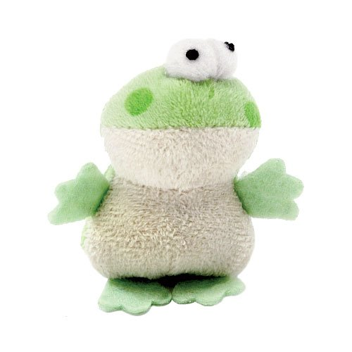 Look Who's Talking Cat Toy – Frog – 1.25 in., My Pet Supplies
