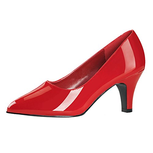 Pleaser - Sexier Than Ever Pumps DIVINE-420W