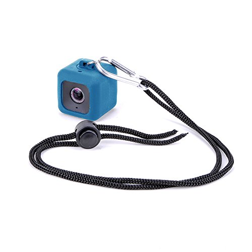 Pendent Case for Polaroid Cube HD with Necklace Lanyard and