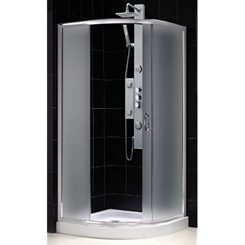 Frosted Glass Shower Door Amazon