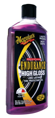 Meguiar's Endurance Tire Gel 16 oz. – (Pack of 6)