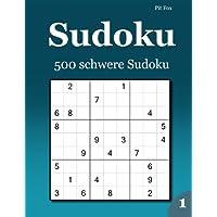 Sudoku 500 schwere Sudoku 1