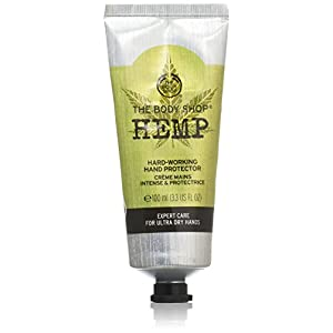The Body Shop Hemp Hand Protector Large, 3.3-Fluid...