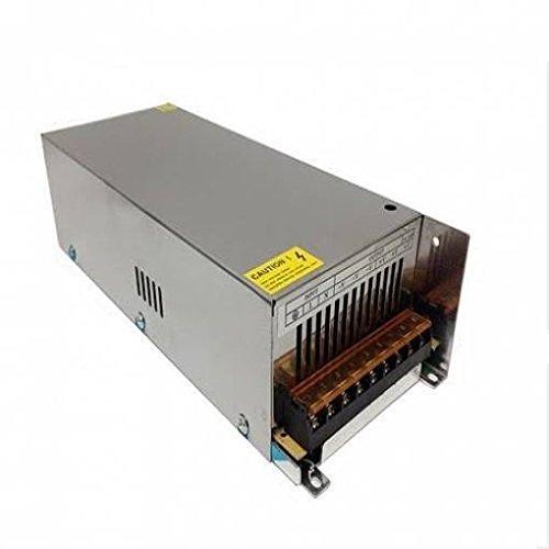 Trasformatore Per Led Professionale 12V 600W 50A - Senza marca/Generico