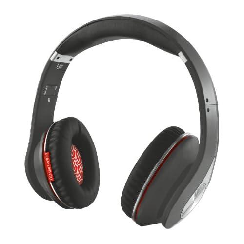 chollos oferta descuentos barato Trust Urban Fenix Auriculares de diadema cerrados Bluetooth con micrófono