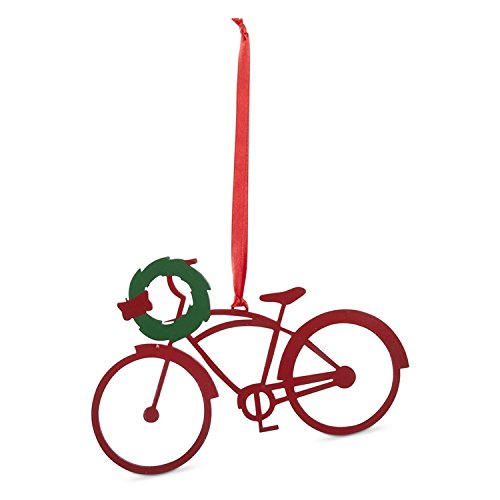TAG Bicycle Ornament (Ornament Holiday Bicycle)