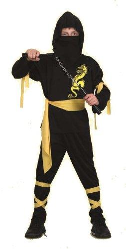 Rio - Disfraz de ninja para niño, talla 4-6 años (1708/S ...