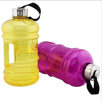 WJNGQJKXKIJ termos para Cafe Kettle Gimnasio Deportes Botella petg_ fábrica Directa plástico Ambiental Gimnasio Deportes Botella