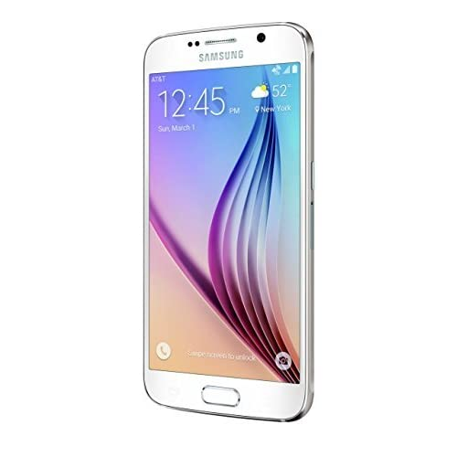 Samsung 32GB Galaxy S6 - No Contract (AT&T) - White Pearl (Certified Refurbished)