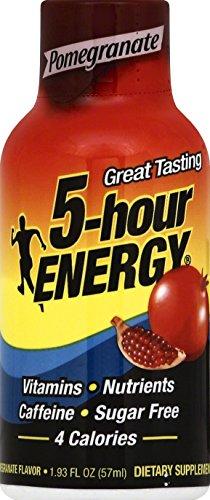 5 Hour Energy Beverage Pomegranate 1 93 product image