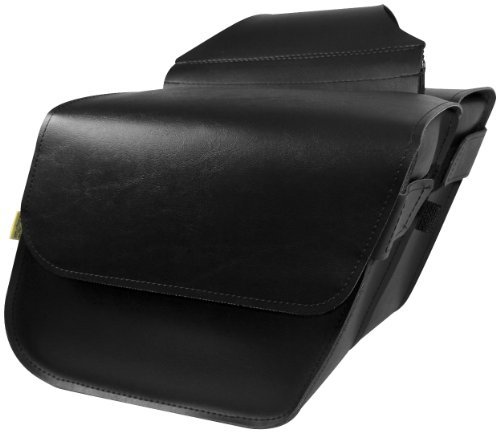 Willie & Max Raptor Compact Slant Saddlebags SB801-05 by Willie & Max