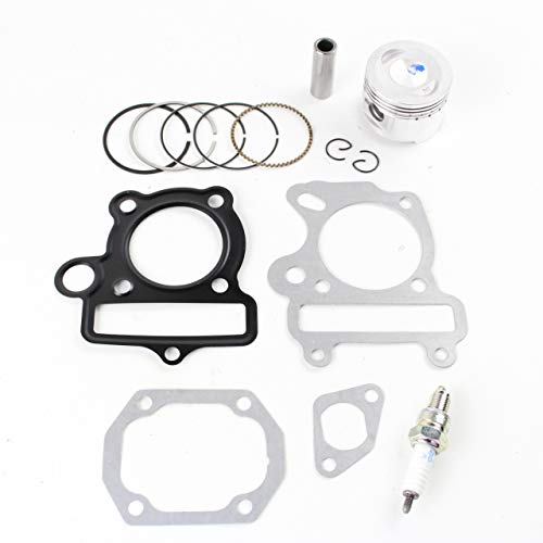 Standard Bore Pistons - Niche Industries Standard Bore Piston Gasket Ring Kit for 2007-2016 Polaris Outlaw 90